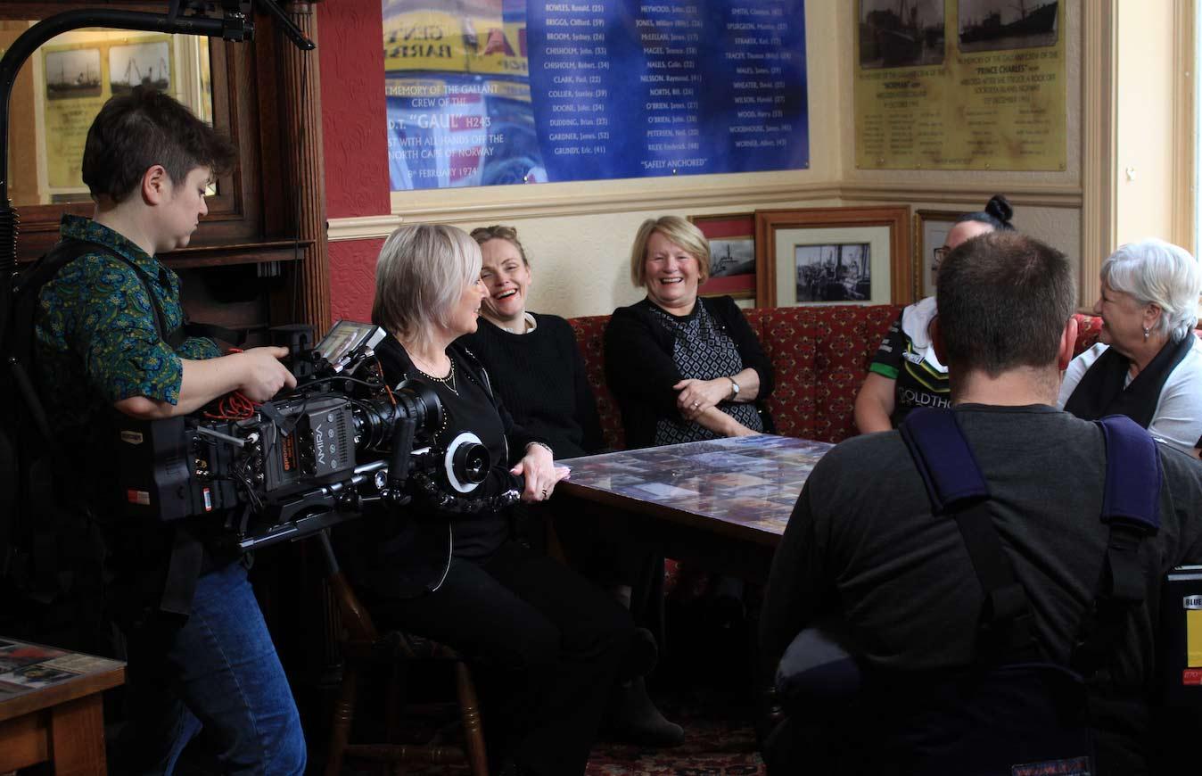 Filming Lilian